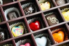 爱的手工巧克力