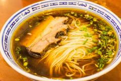 松鹤楼苏式汤面