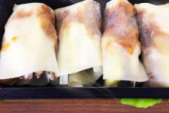 京师傅现卷烤鸭