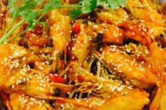海捞吧香辣虾